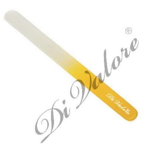 Di Valore Пилка для натуральных ногтей стеклянная Цветная 108-031