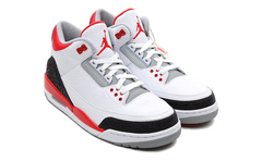 Air Jordan 3 Retro 'Fire Red'