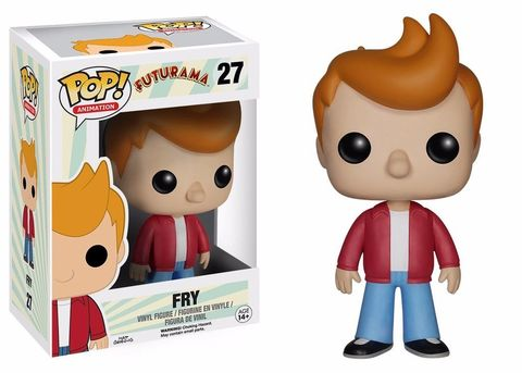Fry Futurama Funko Pop! Vinyl Figure || Фрай Футурама