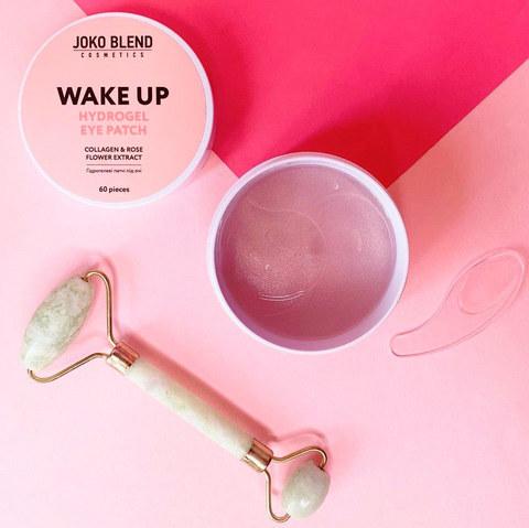 Гидрогелевые патчи под глаза Wake Up Joko Blend (2)