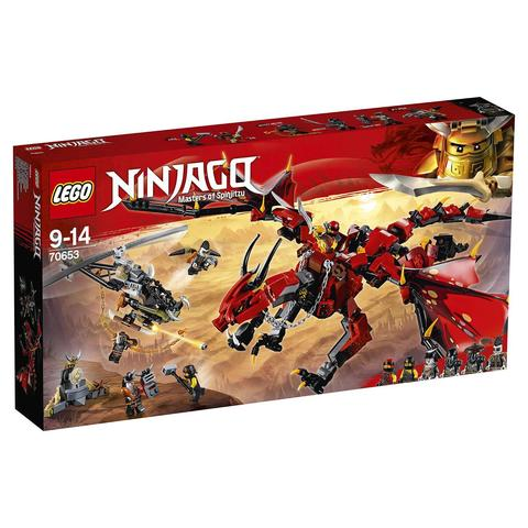LEGO Ninjago: Первый страж 70653 — Firstbourne — Лего Ниндзяго
