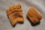 Массажные полуноски-корректоры с разделением пальцев