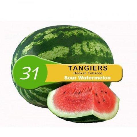Табак Tangiers Sour Watermelon T31 (Танжирс Кислый Арбуз) |Noir 20г