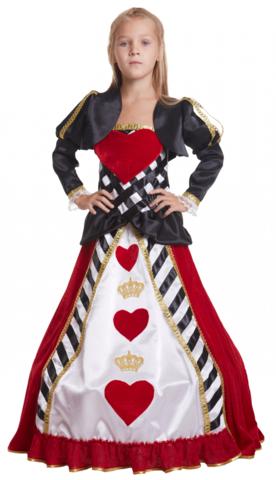 Костюм Карточная королева