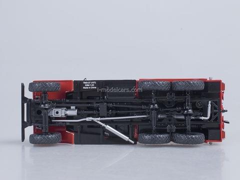 ZIL-157K PMZ-27 without stripes 1:43 Start Scale Models (SSM)