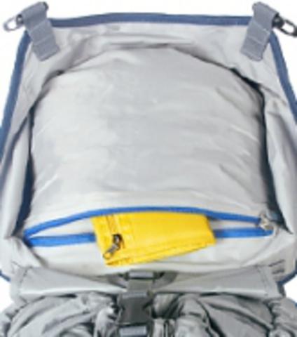 Картинка рюкзак туристический Deuter Climber Turquoise-Granite