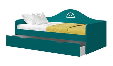 Диван-кровать подростковая с выдвижным ящиком