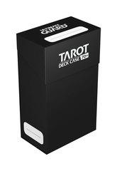 Коробочка Ultimate Guard для карт размера Таро чёрная (70+ карт)
