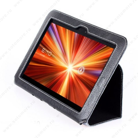 Чехол-книжка Yoobao для Samsung Galaxy Tab 8.9 P7310 - Yoobao Executive Leather Case Black