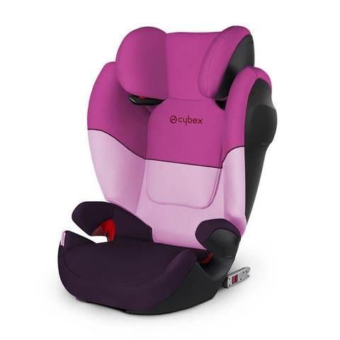 Автокресло Cybex Solution M-Fix SL Purple Rain
