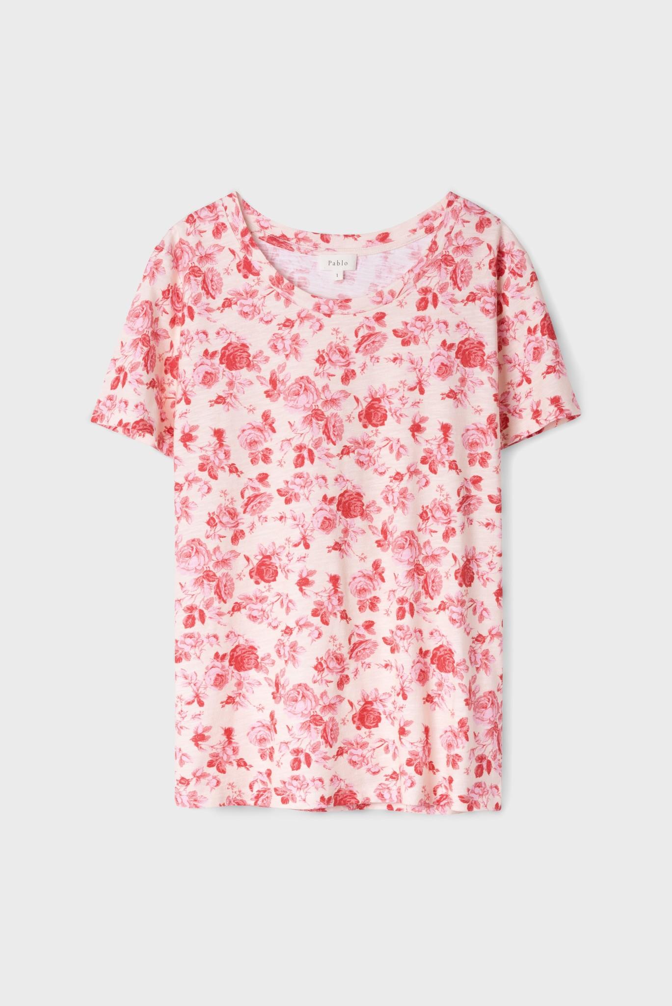TACHA - Хлопковая футболка