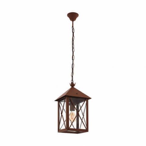 Уличный светильник (подвес) Eglo GAUDESI 64753