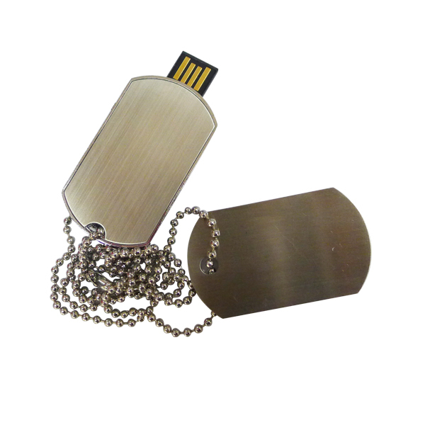 usb-флешка армейский жетон