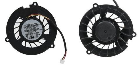Вентилятор (кулер) для ноутбука MSI 163, VR600, EX600, VX600, PR600, VR200, 3pin