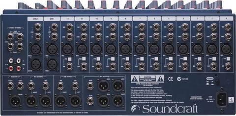 Аналоговые Soundcraft GB2R-12/2