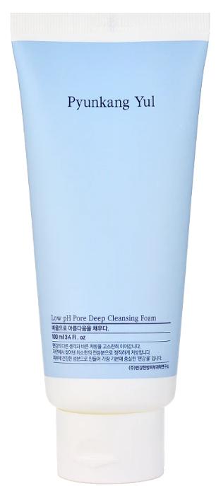 Pyunkang Yul Low pH Pore Deep Cleansing Foam очищающая пенка для лица 100 мл
