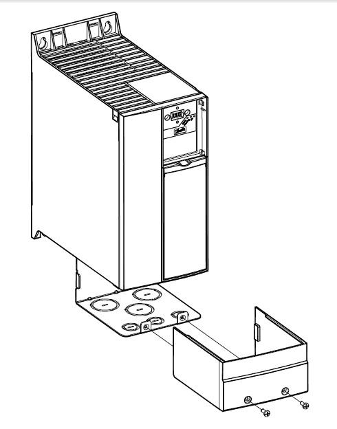 Комплект NEMA1-M4 (для FC-051 11-15 кВт)