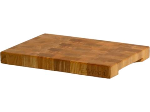 деревянная торцевая разделочная доска из ясеня