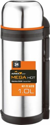 Термос с широкой горловиной Kovea Mega Hot 1L