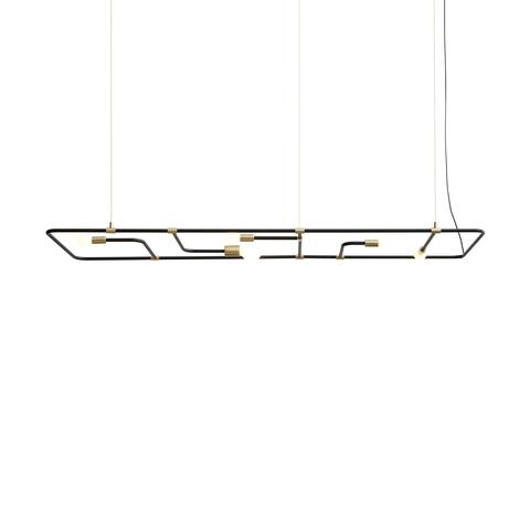 Подвесной светильник копия Beaubien by Lambert & Fils