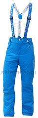 Тёплые женские зимние брюки NordSki Premium Blue / National 2020