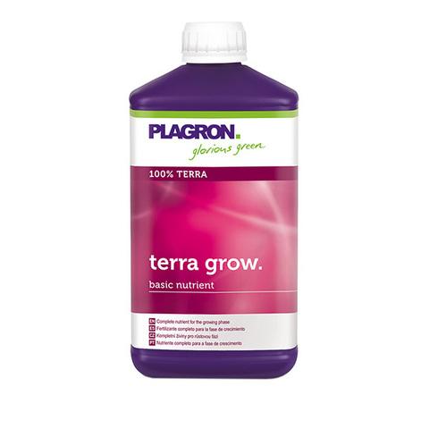 Минеральное удобрение Plagron Terra Grow