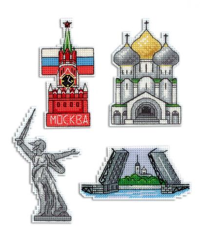 Россия. Магниты