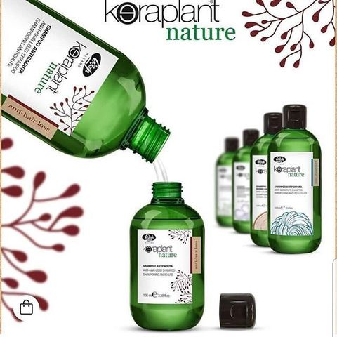 Набор пробников Keraplant (5 видов шампуня + 1 маска) - Keraplant samples ( 12*15 мл)