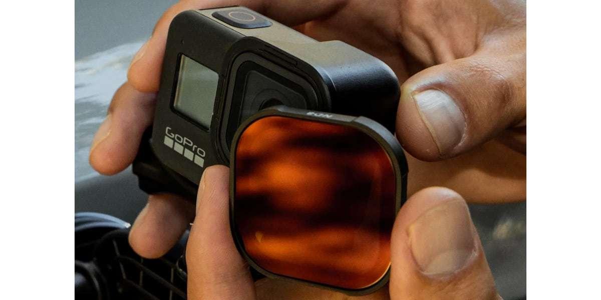 Набор фильтров PolarPro Cinema Series SHUTTER для HERO8 Black на бокс