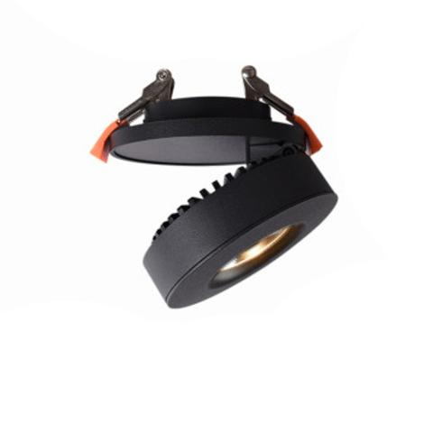 Встроенный светильник 04 by DesignLed (черный