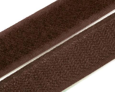 Липучка коричневая 50 мм