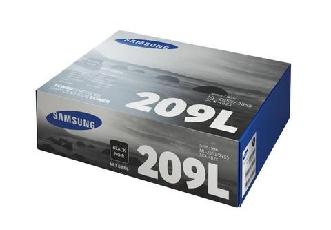 Картридж Samsung MLT-D209L (SV007A) черный
