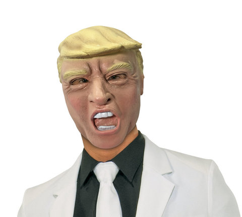 Маска латексная Дональд Трамп