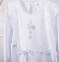 Крестильная рубашка для девочки Христина