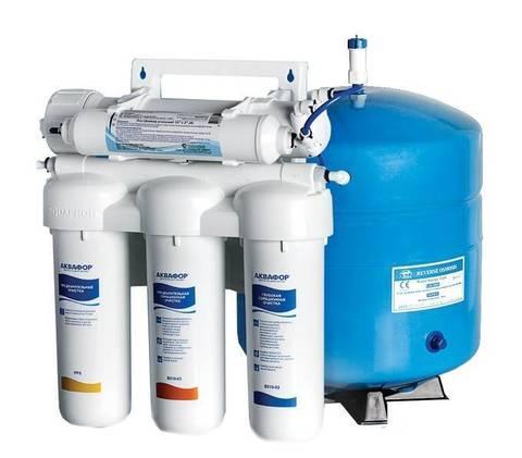 Водоочиститель Аквафор-ОСМО исполнение Аквафор-ОСМО-100-5-А, арт.б29