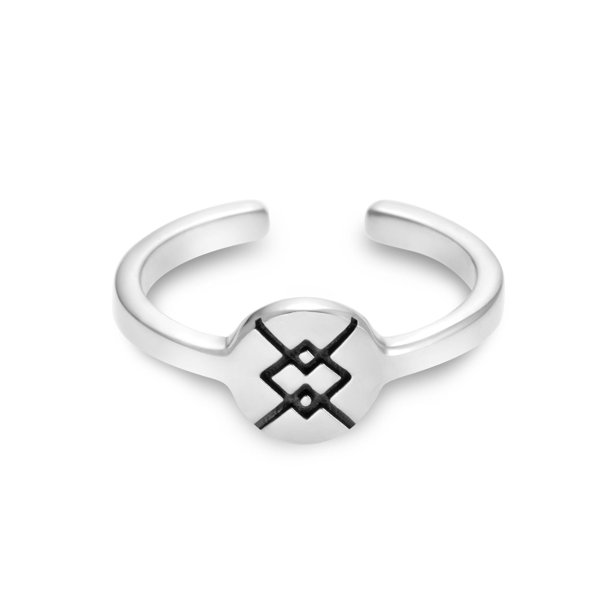 Миди-кольцо TANIT