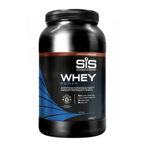 SIS Напиток для восстановления MUFC Whey Power Powder, Шоколадный брауни, 1,035 кг