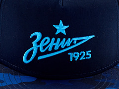 Бейсболка ФК Зенит Snapback (10545) фото 3