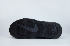 кроссовки Nike Air More Uptempo Suede Black