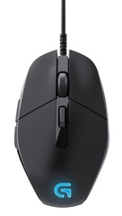 LOGITECH G302 DAEDALUS PRIME MOBA Gaming Mouse [910-004205/910-004207/910-004208]