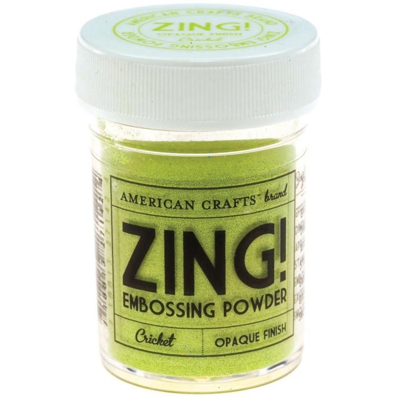Пудра для эмбоссинга ZING! Cricket