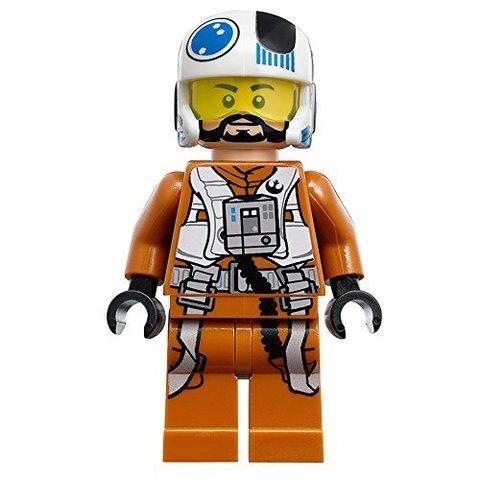 LEGO Star Wars: Истребитель Повстанцев 75125 — Resistance X-wing Fighter Microfighter — Лего Звездные войны Стар Ворз