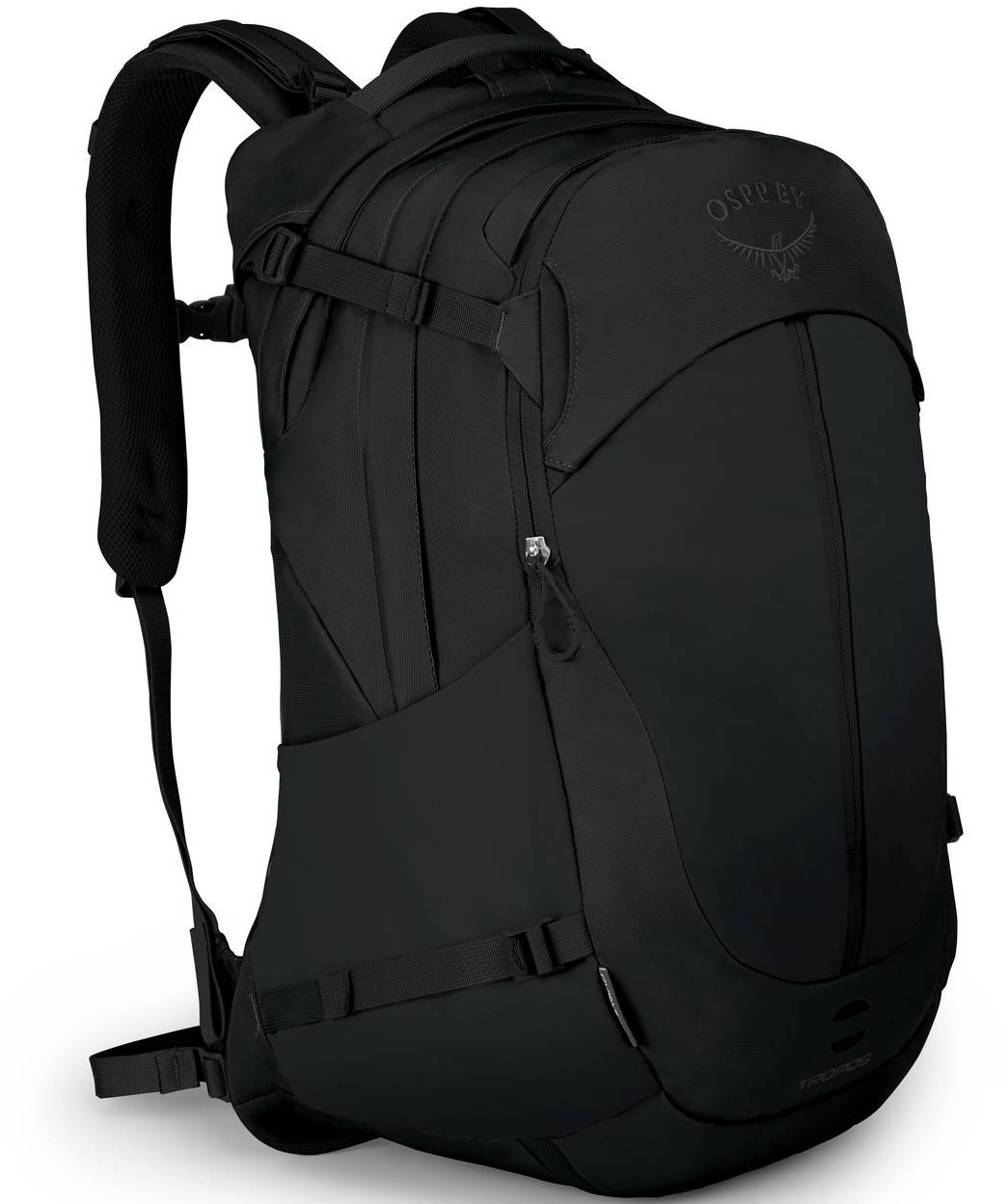 Городские рюкзаки Рюкзак Osprey Tropos 34 Black Tropos_F19_Side_Black_web.jpg