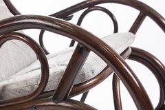 Кресло-качалка CLASSIC Орех MI-001 О