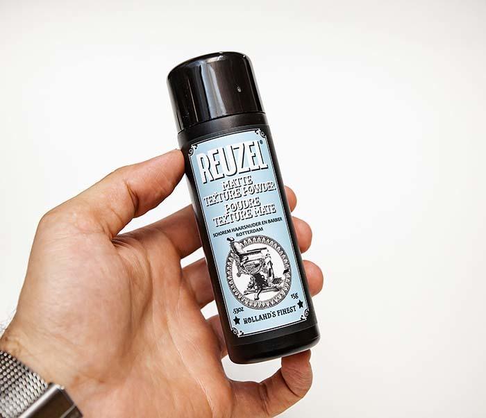CARE162 Пудра для укладки и объема волос Reuzel Matte Texture Powder (15 гр) фото 04