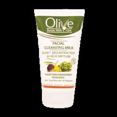Очищающий лосьон для лица OLIVE