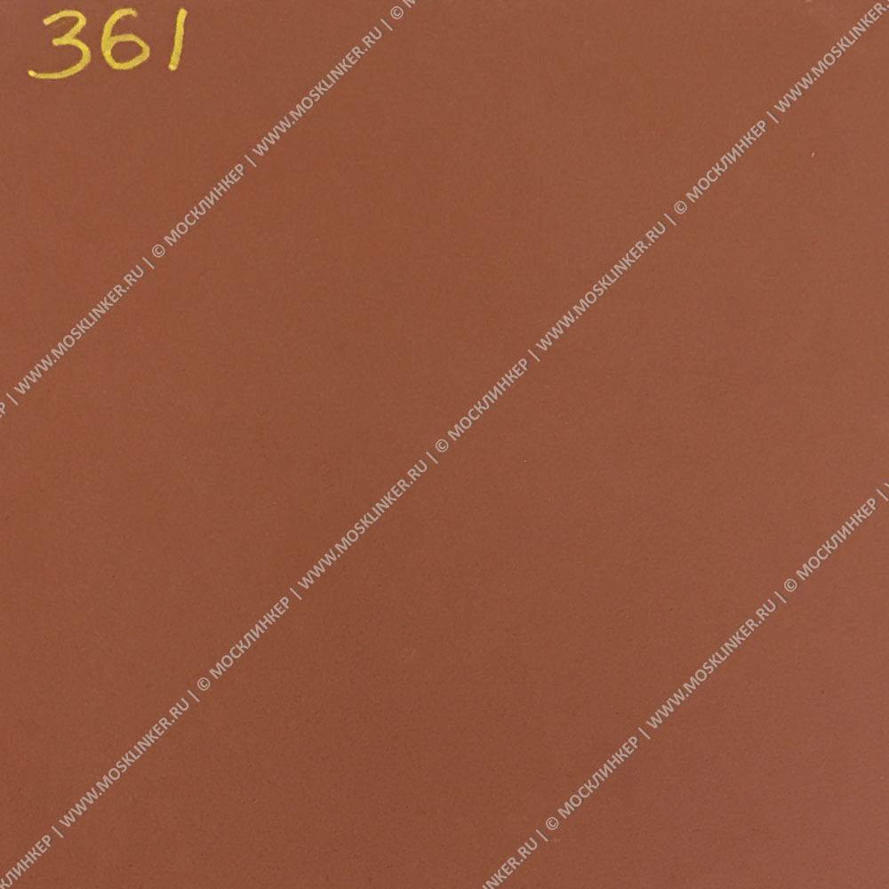 Stroeher - Euramic Classics E 361 naturrot 340x240x12 артикул 9240 - Клинкерная ступень - флорентинер