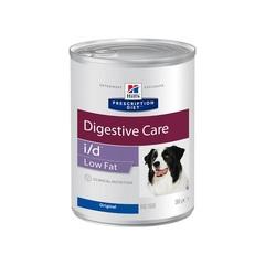Hill's Prescription Diet i/d Low Fat Digestive C are  влажный диетический корм в Банке для собак при расстройствах пищеварения с низким содержанием жира, с курицей, 360 гр