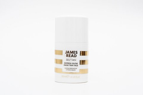 Экспресс-маска для лица автозагар James Read Express Glow Mask Face 50ml