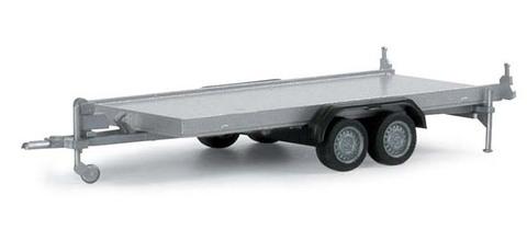 Herpa 052450 Прицеп-платформа для легкового автомобиля, НО